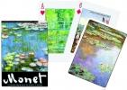 Pia-148910 , Monet - speelkaarten - single deck - piatnik
