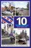 Frank  Koorneef, 10 Vaarroutes door Friesland