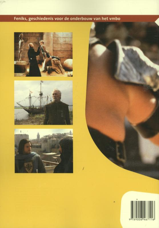 Christa Dekkers, Ronald den Haan, Juul Lelieveld, Jan-Wolter Smit, Ronald Stroo,Feniks 1 vmbo-bk leerwerkboek