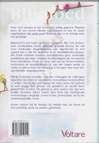 T. Twijnstra,Blijmoed