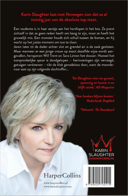 Karin Slaughter,Verzwegen