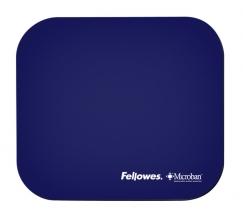 , Muismat Fellowes Microban antibacterieel blauw