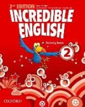 Morgan, Michaela Incredible English: 2. Activity Book