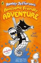Jeff Kinney , Rowley Jefferson`s Awesome Friendly Adventure