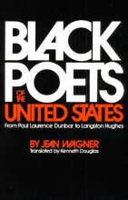 Jean Wagner,   Kenneth Douglas Black Poets of the United States