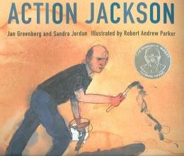 Greenberg, Jan,   Jordan, Sandra Action Jackson