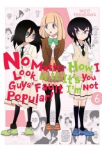 Tanigawa, Nico No Matter How I Look at It, It`s You Guys` Fault I`m Not Popular! 6