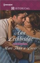 Lethbridge, Ann More Than a Lover