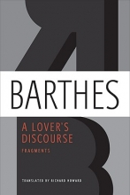 Barthes, Roland A Lover`s Discourse
