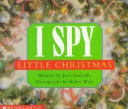 Marzollo, Jean I Spy Little Christmas