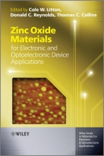 Litton, Cole W. Zinc Oxide Materials for Electronic and Optoelectronic Device Applications