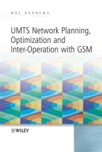 Rahnema, Moe UMTS Network Planning, Optimization, and Inter-Operation with GSM