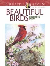 Barlowe, Dot Creative Haven Beautiful Birds Coloring Book