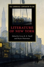 The Cambridge Companion to the Literature of New York