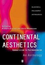 Kearney, Richard Continental Aesthetics