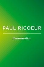 Ricoeur, Paul Hermeneutics