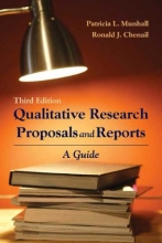 Patricia L. Munhall,   Ronald J. Chenail Qualitative Research Proposals And Reports: A Guide