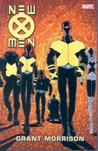 Morrison, Grant New X-Men Ultimate Collection Book 1