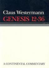 Claus Westermann,   John J. Scullion Genesis 12-36