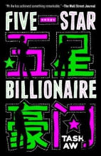 Aw, Tash Five Star Billionaire