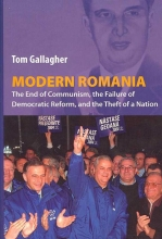 Gallagher, Tom Modern Romania