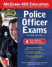 Palmiotto, Michael J., Ph.D.,   Birzer, Michael L.,   Brown, Alison Mckenney McGraw-Hill Education Police Officer Exams