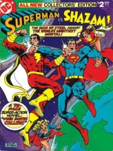Thomas, Roy,   Conway, Gerry Superman Vs. Shazam!