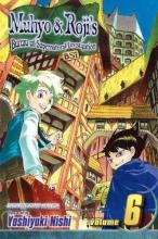 Nishi, Yoshiyuki Muhyo & Roji`s Bureau of Supernatural Investigation 6
