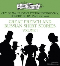 de Maupassant, Guy Great French and Russian Short Stories