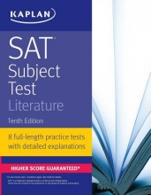 Armstrong, Tony SAT Subject Test: Literature