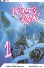 Bones, Keiko Nobumoto,   Nobumoto, Keiko Wolf`s Rain 1