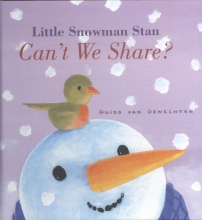 Van Genechten, Guido Little snowman stan can`t we share