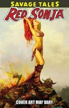 Marz, Ron Savage Tales of Red Sonja
