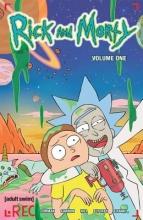Gorman, Zac Rick and Morty, Volume 1