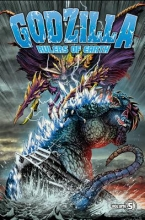 Mowry, Chris Godzilla Rulers of Earth 5