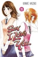 Hazuki, Kanae Say I Love You 11