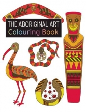 Brown, Penny Aboriginal Art Colouring Book