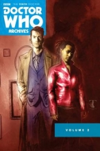 Moore, Leah Doctor Who The Tenth Doctor Archives Omnibus 2