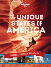 Lonely Planet , The Unique States of America
