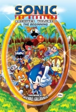Sonic Scribes Sonic the Hedgehog Archives, Volume 0