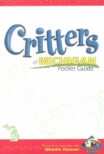 McCarthy, Ann E. Critters of Michigan Pocket Guide