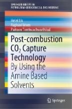 Liu, Helei Post-Combustion CO2 Capture Technology