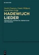 Hadewijch: Lieder