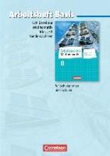 Schlüssel zur Mathematik 8. Schuljahr. Arbeitsheft Basis mit eingelegten Lösungen. Differenzierende Ausgabe Niedersachsen