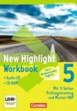 Berwick, Gwen New Highlight 05: 9. Schuljahr. Werkrealschulen (4 Wochenstunden). Workbook/CD-ROM und Lieder-/Text-CD. Baden-Württemberg