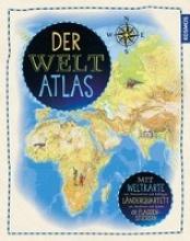 Sust, Angelika Der Weltatlas für Kinder
