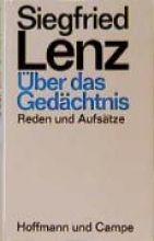 Lenz, Siegfried Über das Gedächtnis
