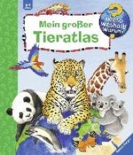Erne, Andrea Mein großer Tieratlas