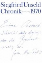 Unseld, Siegfried Chronik 01. 1970