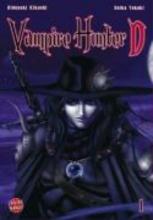 Kikuchi, Hideyuki Vampire Hunter D 01
